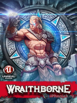 Wraithborne - action-RPG на Unreal Engine 3.