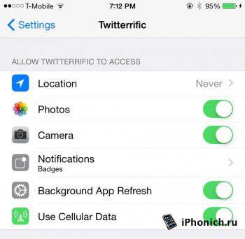 Что нового в прошивке iOS 8.1 beta 1