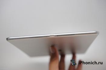 Apple iPad Air 2 (фото и видео)