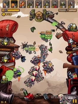 Jetrats Defense - Одна из лучших игр, что я играл на iPad