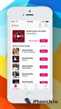 Audiko Ringtones PRO - То чего так не хватает в iPhone