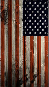 Обои для iPhone 5S и iPhone 5(c) флаги.