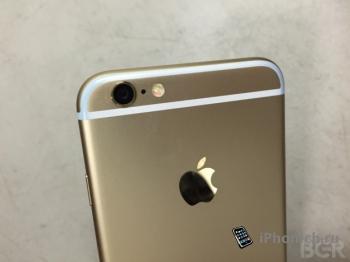 iPhone 6 еще один минус, он краситься