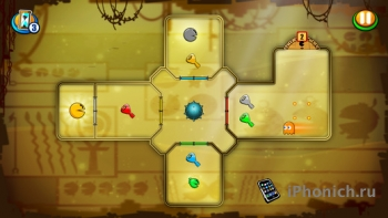 PAC-MAN Friends, новая игра с классическим PAC-MAN