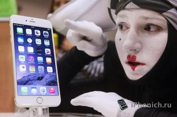 В России цены на iPhone выростут, через 5 дней.