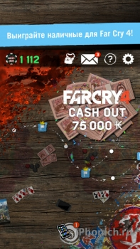Far Cry® 4 Arcade Poker - покер в стиле Far Cry 4