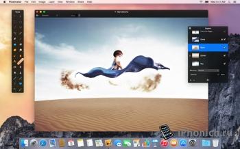 Распродажа: Pixelmator для OS X и iPad
