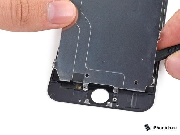 Как поменять дисплей на iPhone 6