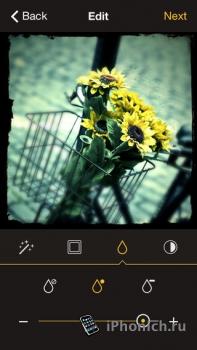 Reflex - Vintage Camera - Много готовых фильтров