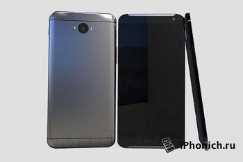 У смартфона HTC One M9 будет дисплей 5,5-дюймовов