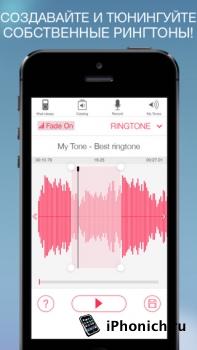 Рингтоны для iPhone - каталог рингтонов.