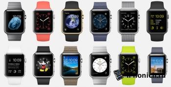Сборка наручных часов Apple Watch начнется в январе