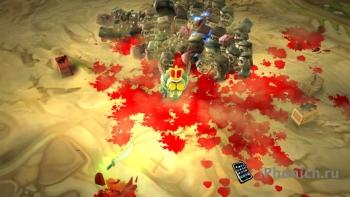 Minigore 2: Zombies - спешите пока бесплатно