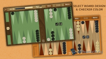 Backgammon NJ - Нарды для iPhone