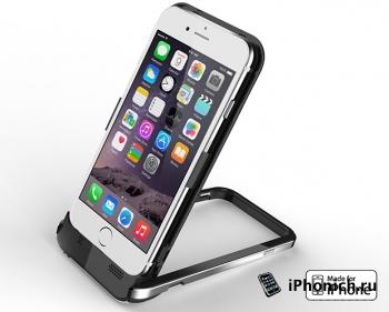 iStand 6 — чехол-док-станция для iPhone 6