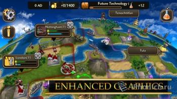 Civilization Revolution 2 - экономическая стратегия для iOS
