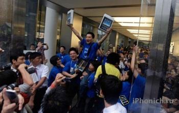 С юридической точки зрения продажи iPad в Шанхае законны