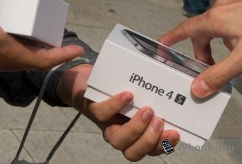 Цены на серые iPhone 4S