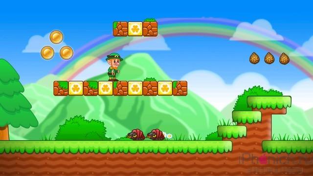 Lep's World - Похожа немного на Супер Марио