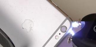 Как iPhone 6 Plus электрошокером убивали (видео)