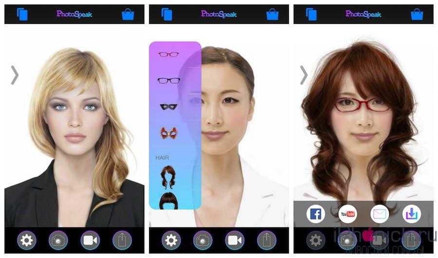 Приложение PhotoSpeak 3D Talking - оживляет фотографии
