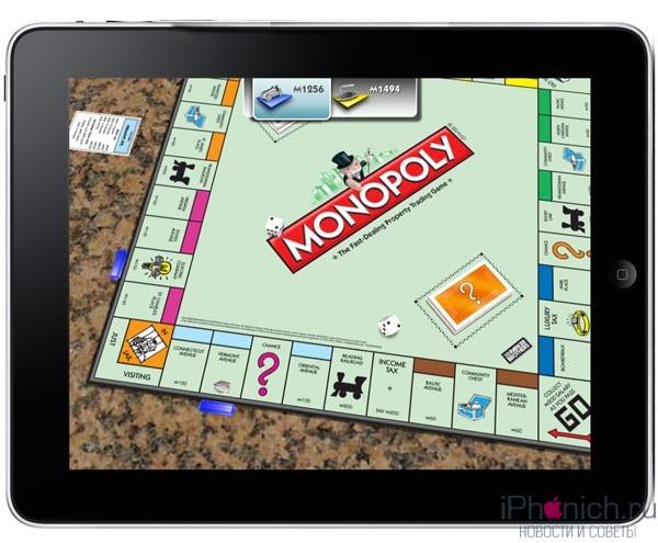монополия для ipad