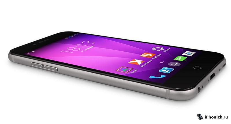 Российская копия iPhone 6 за 12 000 рублей