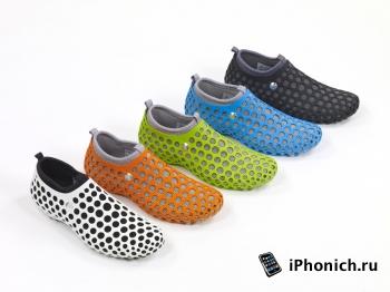Кроссовки Nike в стиле чехлов для iPhone 5c