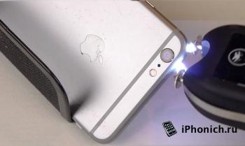 iPhone 6 vs электрошокер