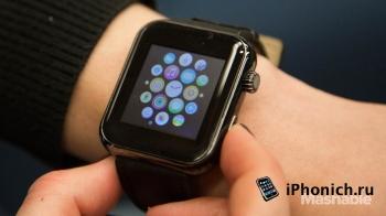 На CES 2015 продают клон Apple Watch за 1800 рублей