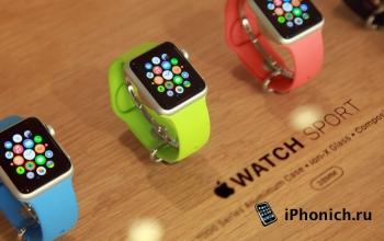 В iOS 8.2 beta 4 нашли кое-какие тонкости об Apple Watch