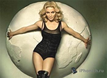 Рингтоны из популярных песен Мадонны для iPhone