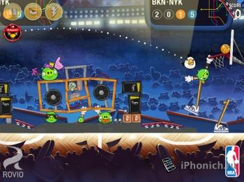 Angry Birds Seasons для iOS бесплатно до 9 февраля