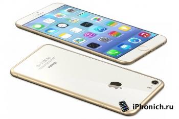 На iPhone 6s будет стоять новый Touch ID