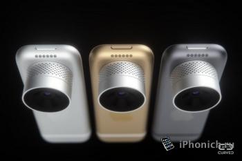 Action-камера  Apple iPro, концепция.