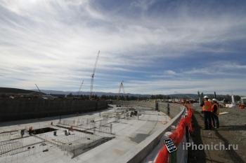 Как выглядит сегодня новая штаб-квартира Apple