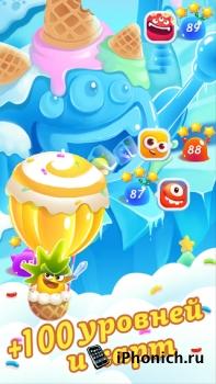 Jolly Jam новая игра-головоломка от Rovio Stars