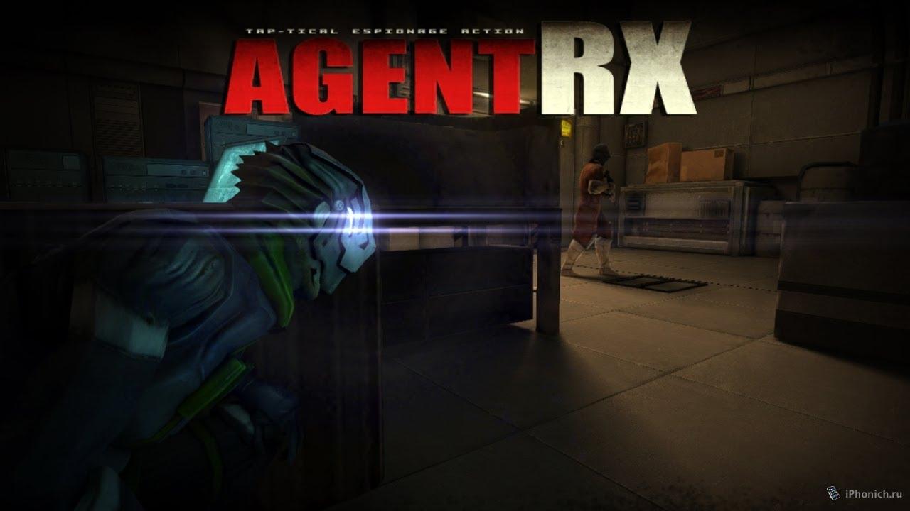 Agent RX: Стелс-экшн для iOS