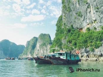 Снято на iPhone 6