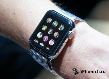 Apple тестировала свои часы, в чужом корпусе