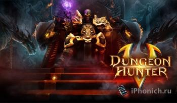 Dungeon Hunter 5 для iOS выйдет 12 марта