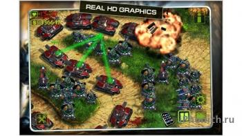 Защита башен Epic War TD Pro для iPhone и iPad