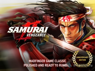 Samurai II: Vengeance на iPhone и iPad