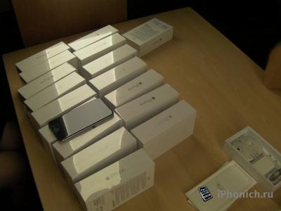 Контрабанду из 51 iPhone задержали в Белоруссии