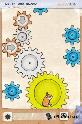 Geared 2! - головоломка для iPhone и iPad
