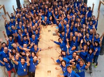 Для сотрудников Apple, часы Apple Watch буду стоить около 10 тысяч рублей
