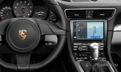 Apple Watch могут заводить Porsche