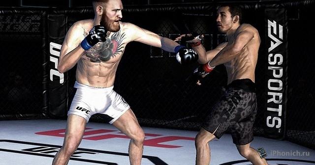 EA SPORTS™ UFC® - Симулятор боев без правил