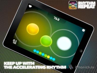 Rhythm Repeat - игра на пианино для детей (развивает внимание)