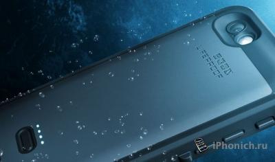 LifeProof FRĒ Power - противоударный водонепроницаемый чехол для iPhone 6